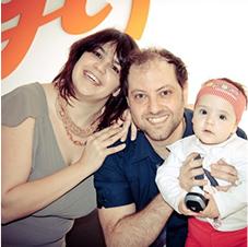 Una famiglia stupenda