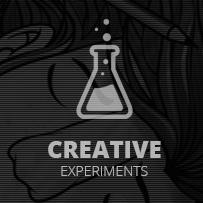 Creative experiments